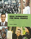 Real Economics for Real People (CUSTOM EDITION), 4th Edition, , 0558370322