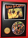 Alice In Chains Limited Edition Picture Disc CD Rare Collectible Music Display