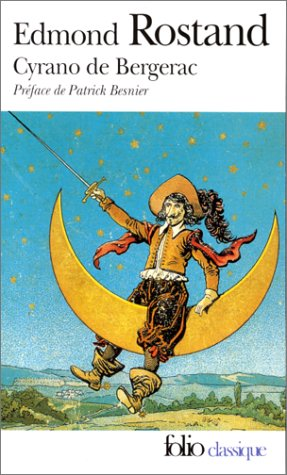 Cyrano De Bergerac (Collection Folio) (French Edition)