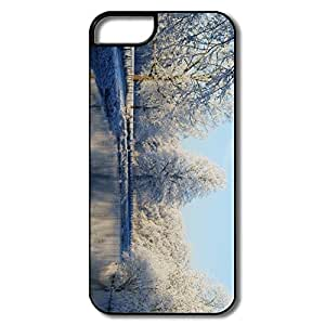Funny Frozen Mist Pc Cover For IPhone 5/5s