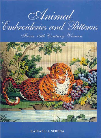 Animal Embroideries and Patterns: From 19th Century Vienna