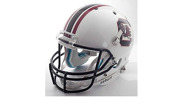 South Carolina Gamecocks  20 mil 3M vinyl full size football helmet decals