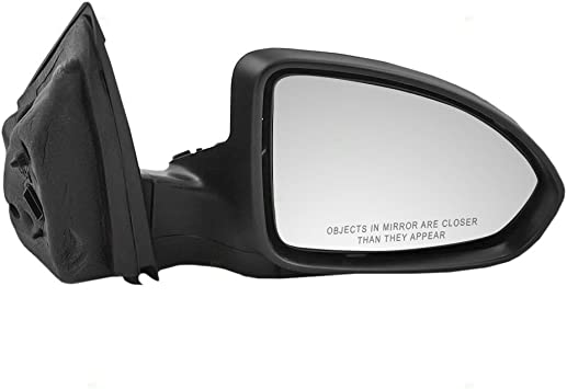 NEW POWER MIRROR BLACK W//HEATED RIGHT FITS 2011-2015 CHEVROLET CRUZE 19258660