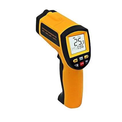 Termometro Laser Lnfrarrojos Digital, -50 ° C a 700 ° C,Con Unidad