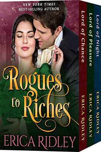 Rogues to Riches (Volume One) (Rogues to Riches Boxed Sets Book 1) (The Wedding Night Of An English Rogue)