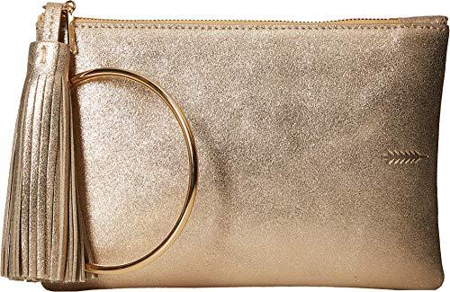 THACKER Women's Nolita Clutch Vintage Gold One Size