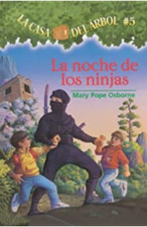 La Noche De Las Ninjas (Night Of The Ninjas) (Turtleback School & Library