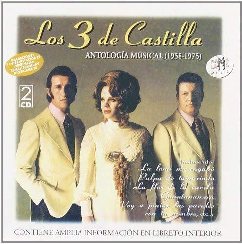 Antologia Musical: Los Tres De Castilla: Amazon.es: Música