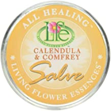 Living Flower Essences All Healing Salve, 2.5 Ounce