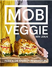 MOB Veggie: Feed 4 or more for under £ 10