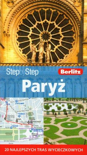 Berlitz Paryz Przewodnik Step by Step Michael Macaroon