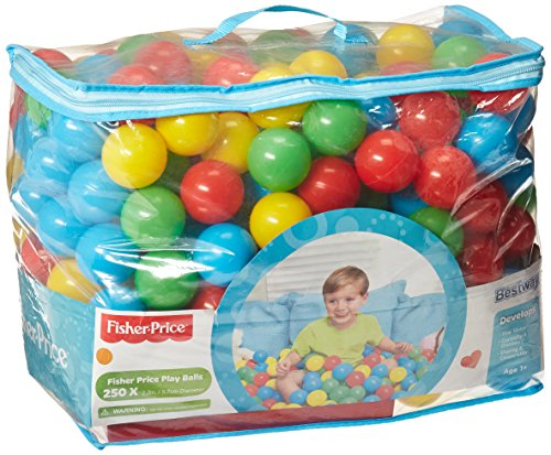 Fisher-Price Play Balls (250 Count)