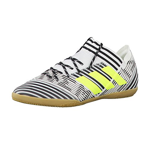 adidas Nemeziz Tango 17.3 In, Zapatillas de Fútbol para Hombre Multicolor (Ftwr White/solar Yellow/core Black)