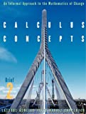 Calculus Concepts, Donald R. LaTorre, 0618121706