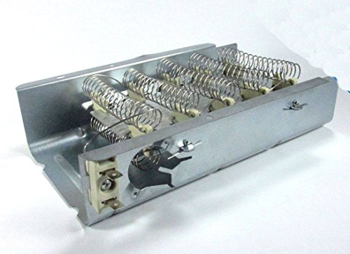Parts & Accessories DRYER HEATING ELEMENT FOR WHIRLPOOL KENMORE ROPER 279838 NEW HEAVY DUTY 5400w ()