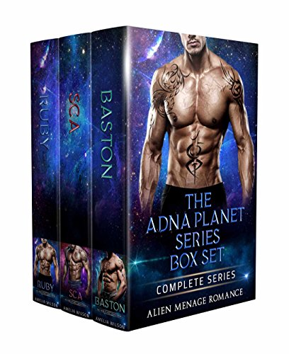The Adna Planet Series Box Set: Alien Romance Series