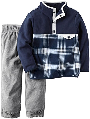 carters-baby-boys-2-pc-playwear-sets-plaid-18m