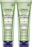 L'Oreal Paris EverStrong Thickening, DUO set Shampoo + Conditioner, 8.5 Ounce, 1 each
