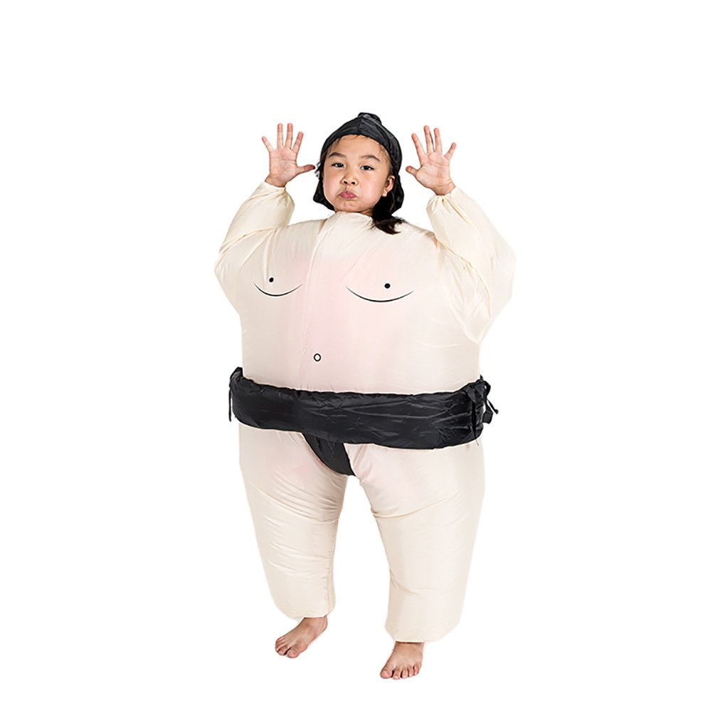 NiSeng Disfraces de Sumo Infantiles Traje de Halloween ...