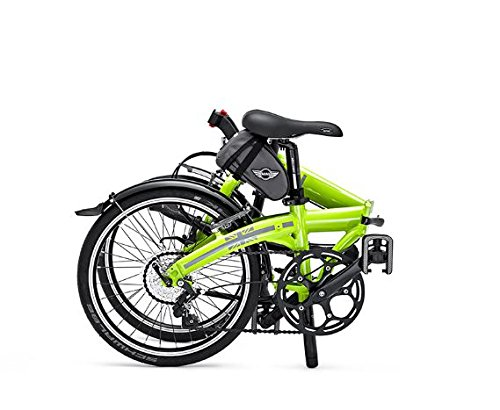 MINI Cooper Folding Bike Lime Color by MINI Cooper: Amazon.es: Deportes y aire libre