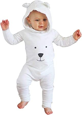 Baby Rompers Cartoon Rabbit Infant Girl /& Boy Jumpers Kids Baby Outfits Clothes