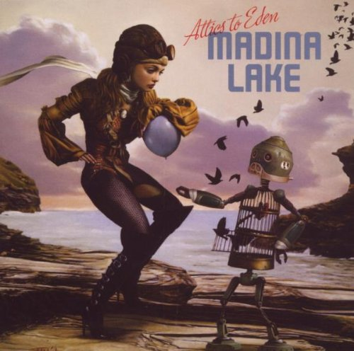 Madina Lake: Attics to Eden (Audio CD)