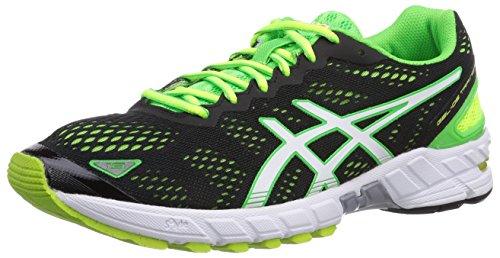 Green De Trainer Noir Chaussures Gel 19 Homme Asics neon white Trail 9001 black ds HOUEqnX