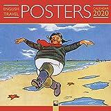 English Travel Posters Wall Calendar 2020 (Art Calendar)