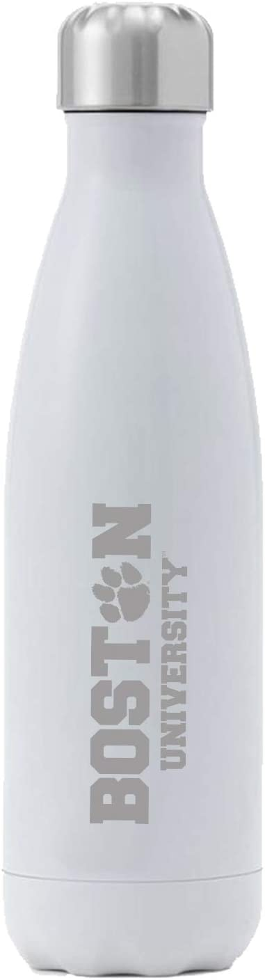 S'well Boston University, 17 oz Vacuum Insulated Water Bottle