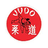 Tiger Claw Judo Throw Patch - 3