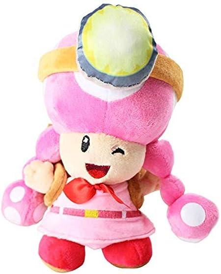 Amazon Com Hpetn Plush Toys Super Mario Bros Mushroom Toad