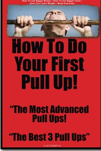 How To Do Your First Pull Up | Pull Ups | Big Biceps | How To Get Bigger (Bigger Arms)