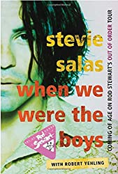 When We Were the Boys: Coming of Age on Rod Stewart's out of Order Tour