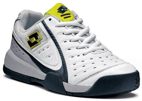 Lotto - Zapatillas de tenis para niños, color blanco, talla 32: Amazon.es: Zapatos y complementos
