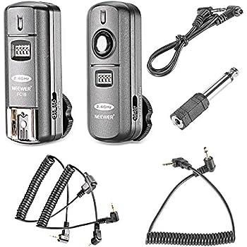 Amazon Com Altura Photo Wireless Flash Trigger For Canon