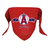 Hunter MFG Los Angeles Angels Mesh Dog Bandana, Large
