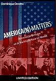 America(n) Matters, Dominique Dewitte, 1484113500