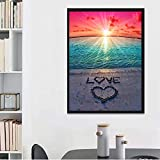DIY 5D Diamond Painting Beach by Number