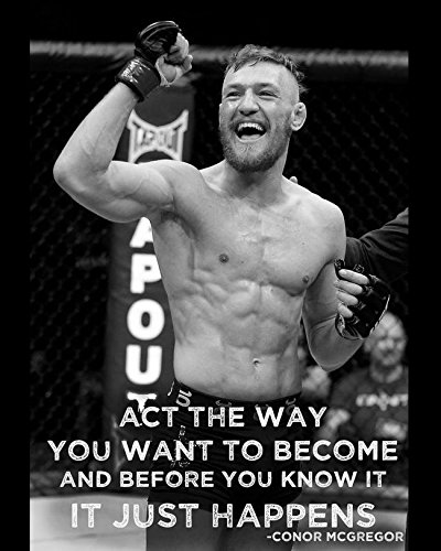 Conor McGregor Poster 16x20 Inches Wall Art Decor Print