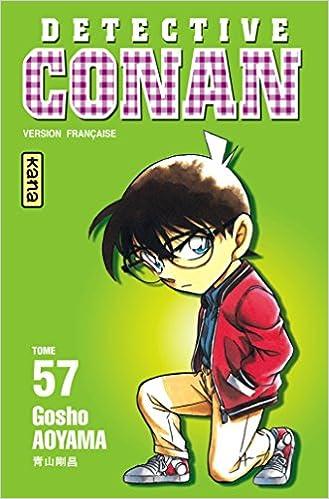 En ligne téléchargement Détective Conan Vol.57 pdf epub