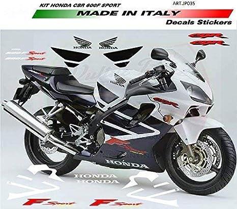 Kit Adesivi Per Honda Cbr 600 F Sport Grafica Completa Amazonit