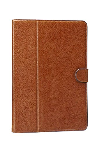 Sena Heritage Tab Folio , Ultra Premium Folio Case that holds cards and note paper for the iPad Pro 9.7'' - Cognac by Sena Cases