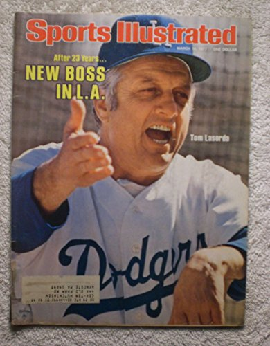 Angeles Dodgers - Sports Illustrated - March 14, 1977 - SI (1977 Sports Illustrated Magazine)