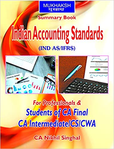Standard indian book accounting