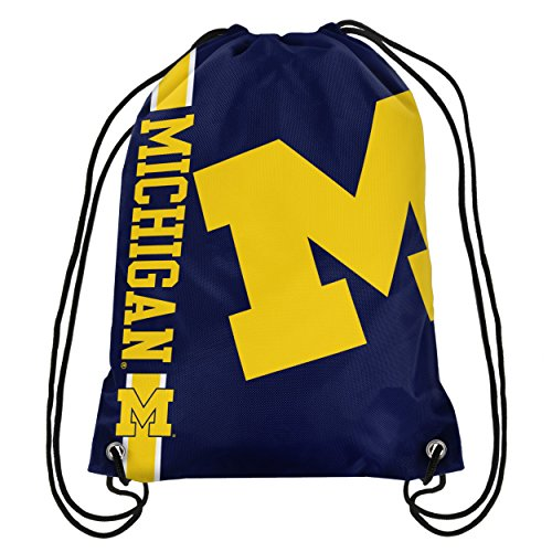 (Michigan Big Logo Drawstring)