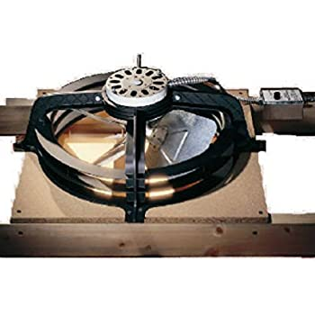 Broan 353 Gable Mount 120 Volt Powered Attic Ventilator