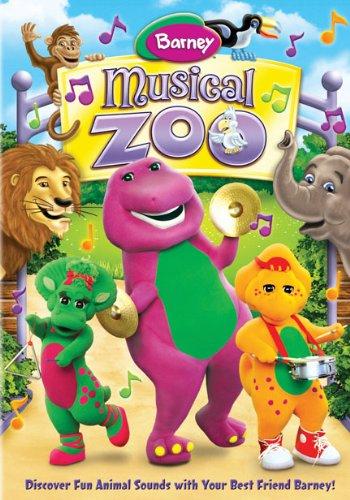 Barney  Musical Zoo