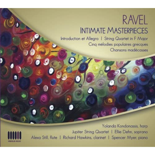 Ravel Intimate Masterpieces Various artists
