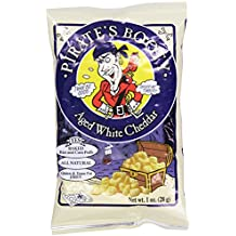 Pirate's Booty Snack Puffs, Aged White Cheddar, 1 Ounce