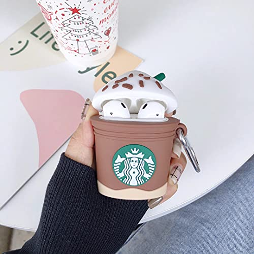 Starbucks case for Apple airpods Silicone Trending (case only)